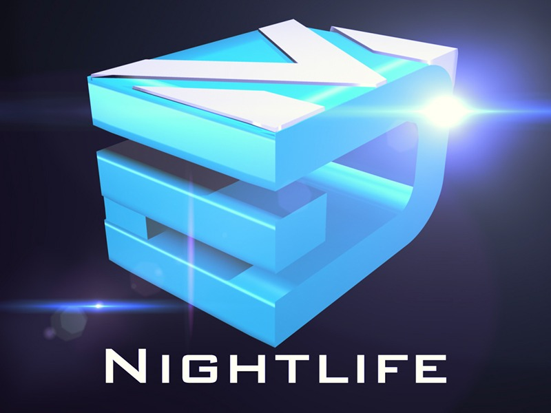 edm nightlife logo