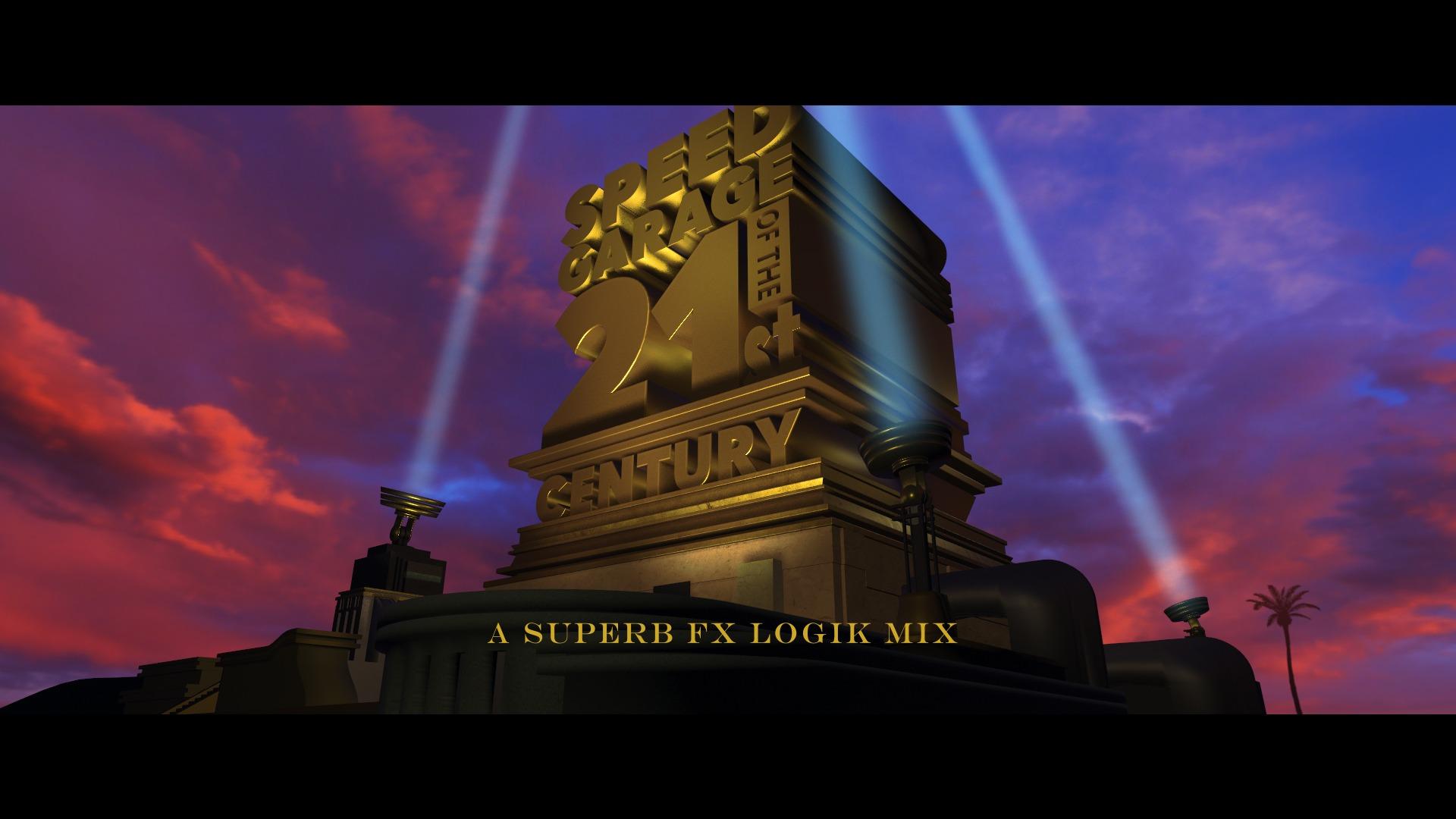 Sample of CGI by VSGFX based on 20th Century Fox logo reveal